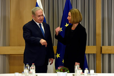 Netanyahu faz diplomacia por Jerusalém na Europa