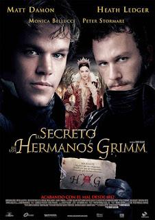 Los Hermanos Grimm (2005) Online