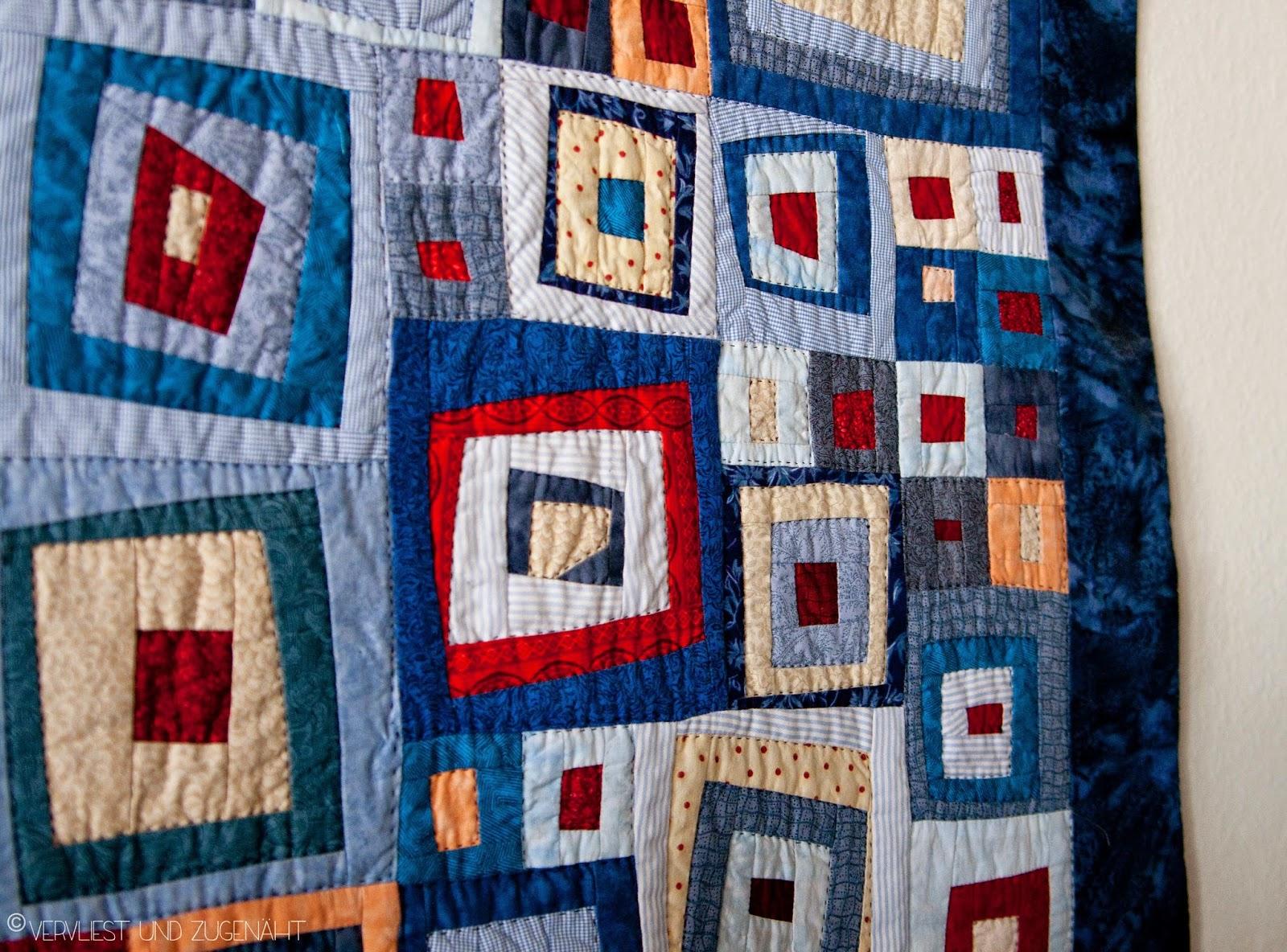 vervliest und zugen ht modern quilt patchwork serie 1. Black Bedroom Furniture Sets. Home Design Ideas