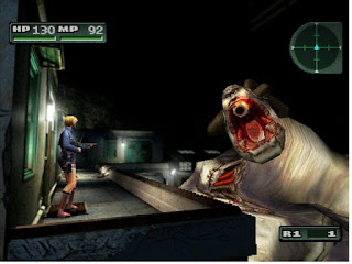 Parasite Eve II - Game do PS1