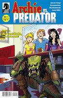 Archie vs. Predator #2 by Alex de Campi, Fernando Ruiz, Robert Hack, Stephen Downer, Rich Koslowski, Jason Millet, John Workman