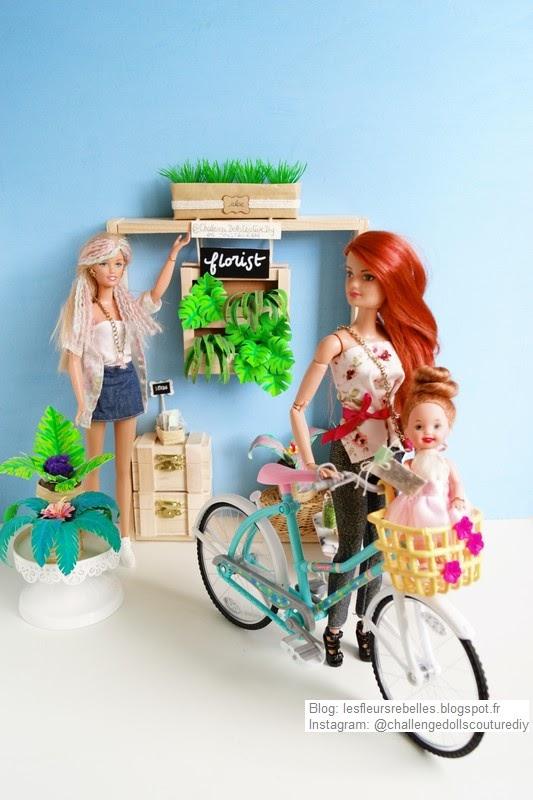 Elsa et Adrielle ont terminé leur shopping!