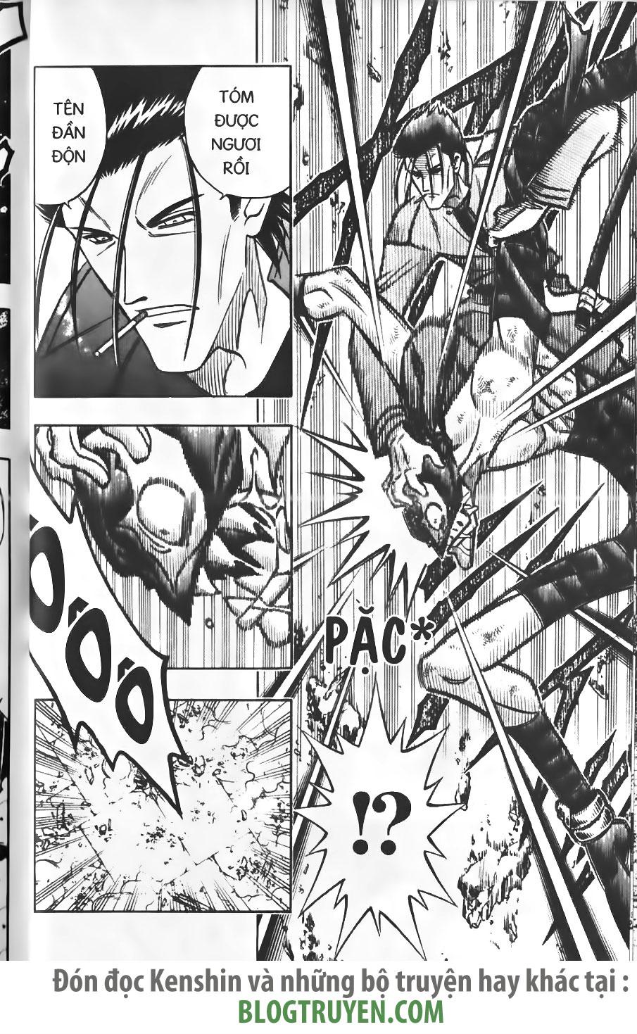 Rurouni Kenshin chap 199 trang 16