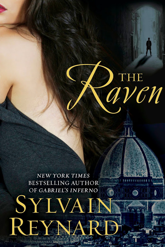 Cover Reveal - The Raven by Sylvain Reynard