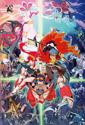 Tengen Toppa Gurren Lagann Review Anime