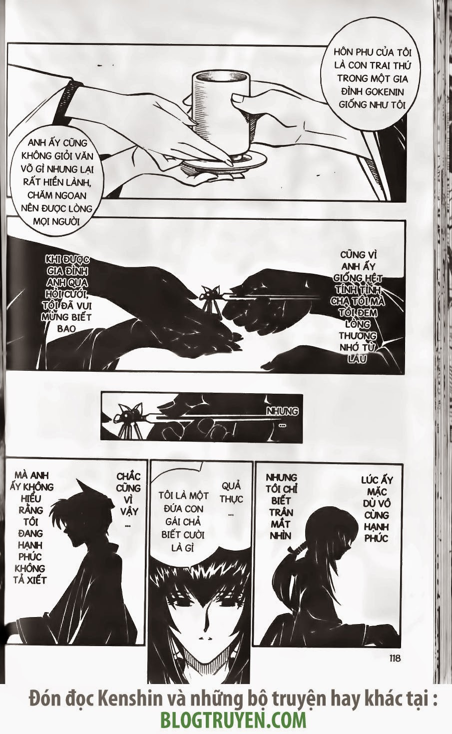 Rurouni Kenshin chap 174 trang 7