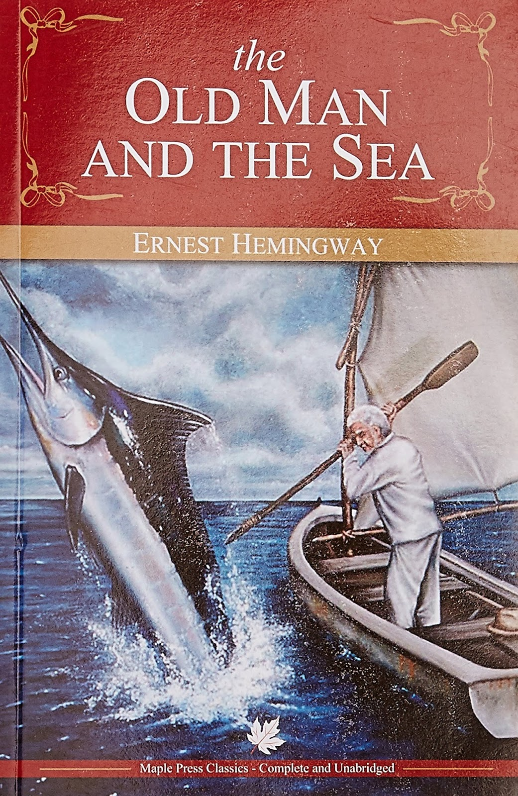 a review of ernest hemingways award winning book the old man and the sea The old man and the sea ernest hemingway table of contents be book-smarter visit b&n to buy and rent textbooks, and check out our award-winning tablets and.