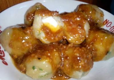 Hai guys kembali lagi dengan saya Chef tercinta dari tulungagung Cara Membuat Pentol Kanji Empuk
