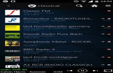 Audials Radio Player Recorder: app para escuchar y grabar radios en vivo online en MP3 (iOS y Android)