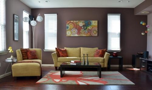 Warna Cat Ruang Keluarga