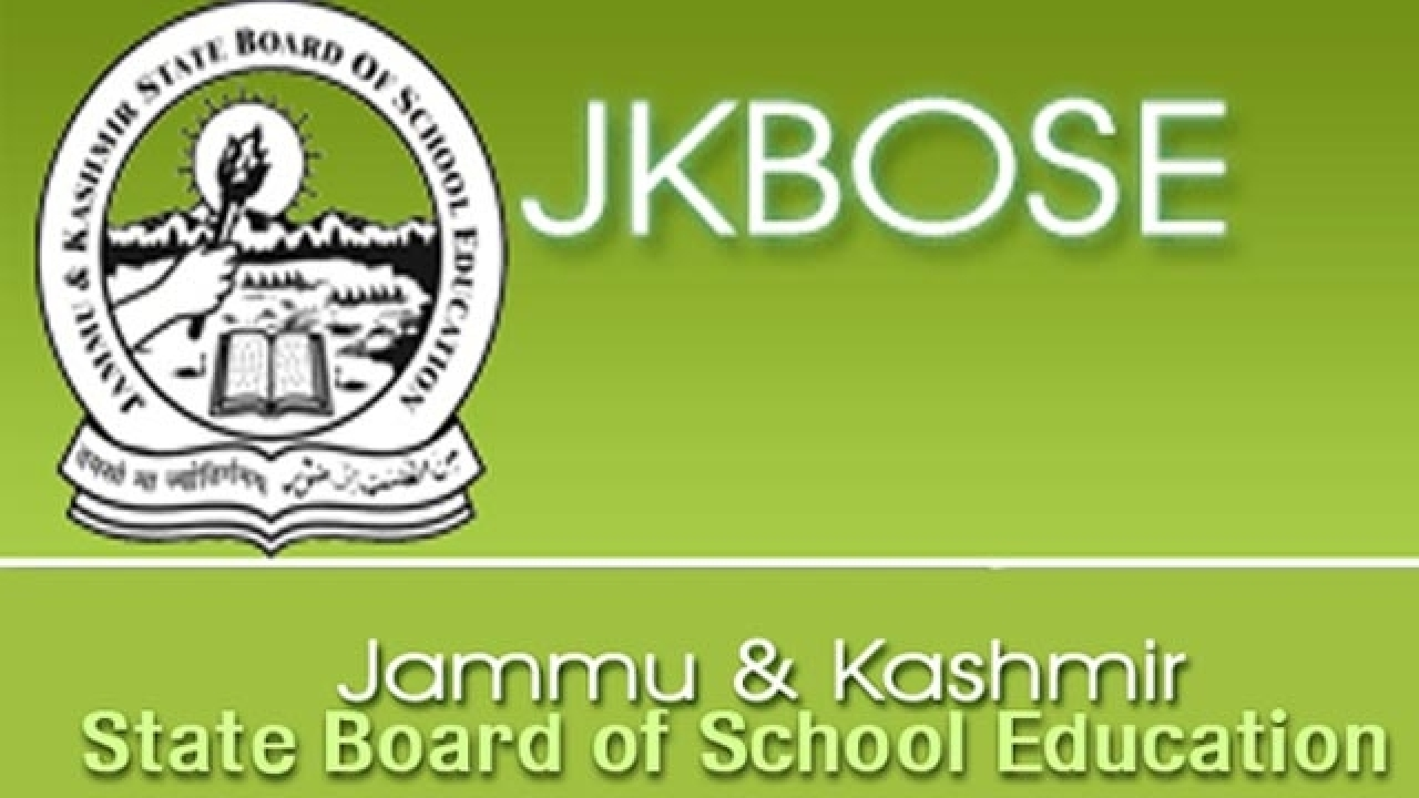 JKBOSE Re-Evaluation for Class 10th Session: Annual, Regular 2018 (Jammu Province)