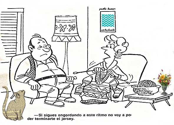 Humor para Tejedoras