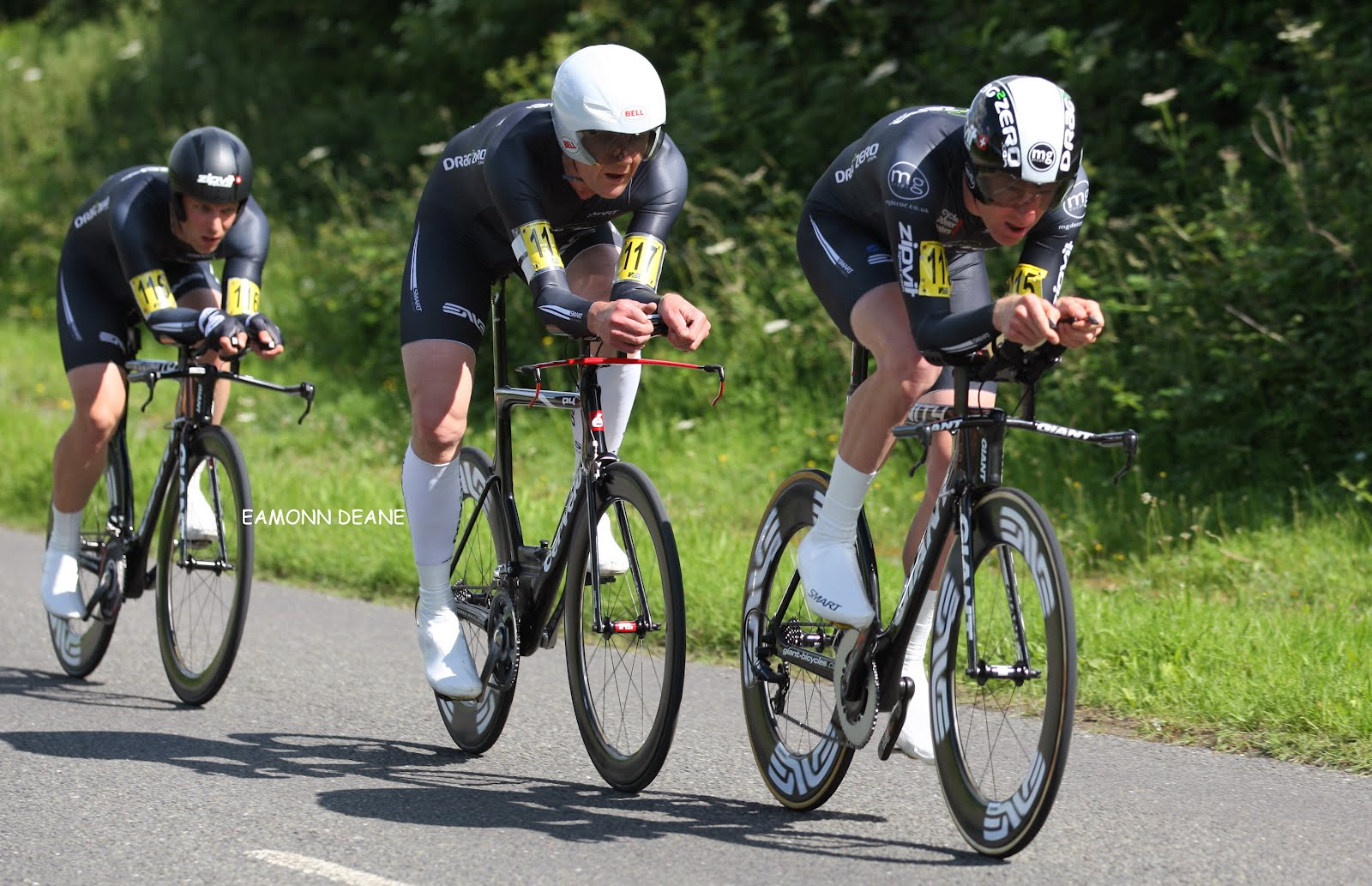 Local Riders Local Races Ctt National Team Time Trial Champs Gold For Bottrill Holton Mcculloch Photo from archive of m. local riders local races