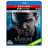 Venom (2018) 4K UHD Audio Dual Latino-Ingles