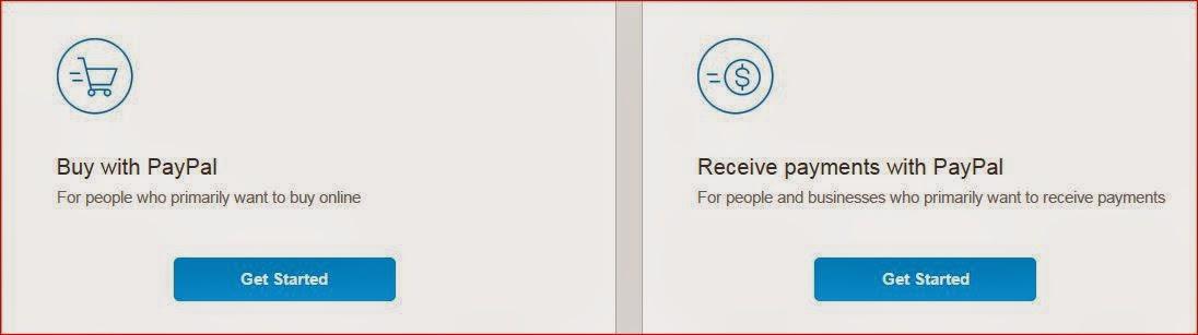 Cara membuat Rekening Akun Paypal dengan Mudah dan Cepat Terbaru