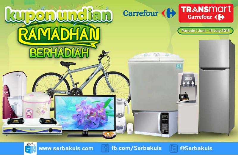 Kupon Undian Ramadhan Berhadiah