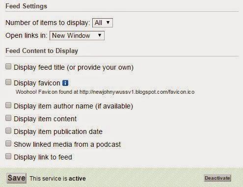 Cara Membuat Daftar Isi (Sitemap) Blog dengan Feedburner