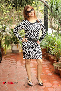Actress Saloni Latest Pos in Short Dress  0278.JPG