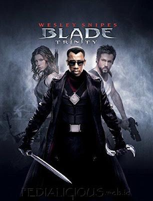 Sinopsis film Blade: Trinity (2004)