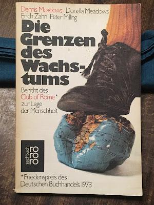 Die Grenzen des Wachstums (The Limits to Growth), 1972
