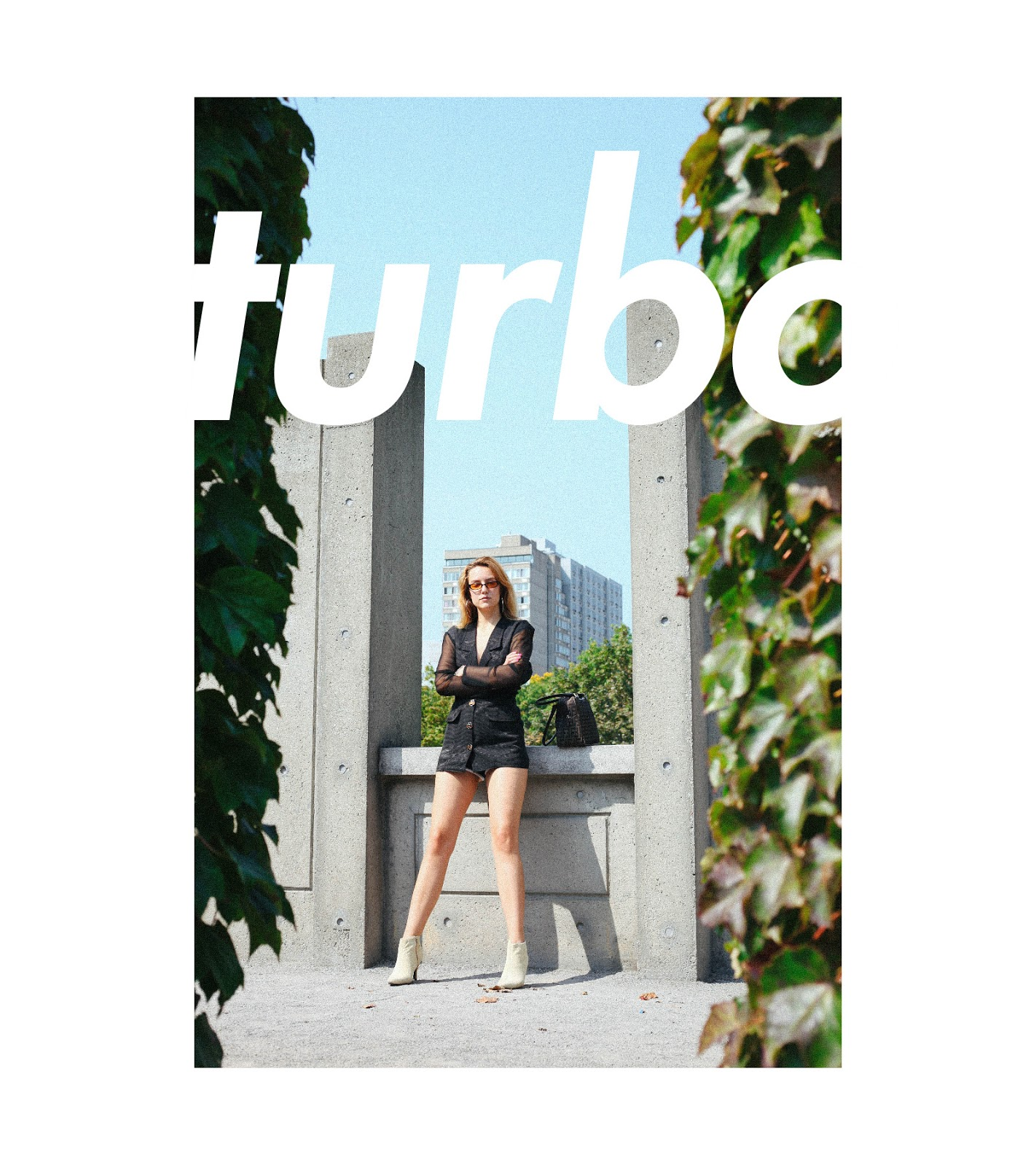 Turbo Editorial - Mia Liamani Sydney Robbins