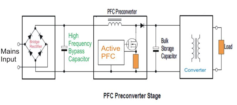 power factor correction  pfc  circuit
