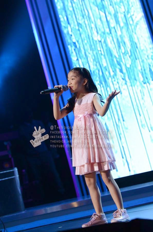 Darlene Vibares sings 'Sana'y Wala Ng Wakas' on 'The Voice Kids' PH Grand Finals