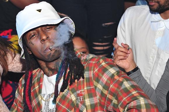 Lil Wayne entrou em uma briga com outro rapper