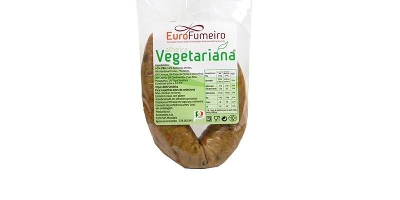 Alheira vegetariana