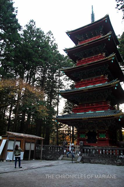 pagoda nikko