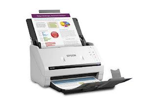 Epson WorkForce DS-770 printer driver