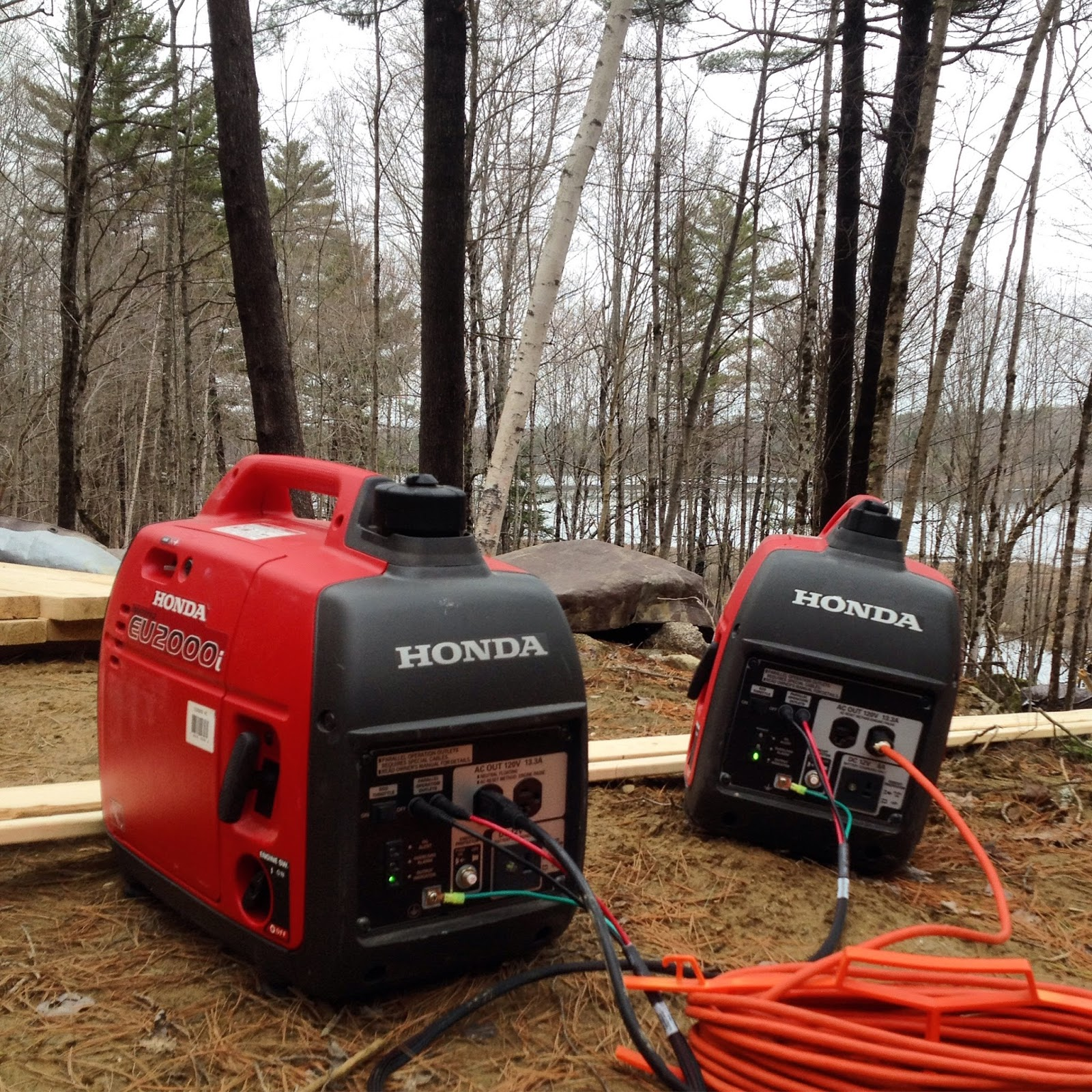 The Maine Outdoorsman Choosing the Perfect Generator
