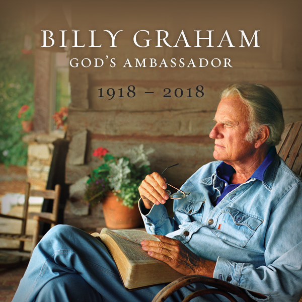 the life and evangelism of billy graham Read 40 courageous quotes from evangelist billy graham and be 40 courageous quotes from evangelist billy graham the everyday moments of life.