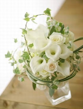 Modern Wedding Flower Arrangements