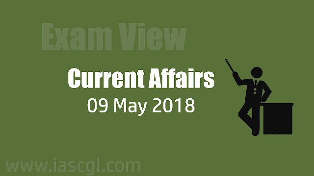 Current Affair 09 May 2018