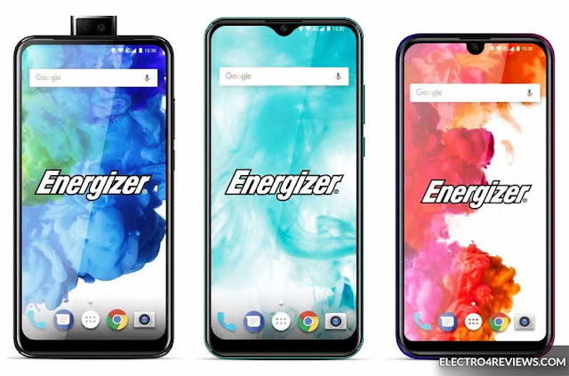 Energizer offers a 18000 mAh battery with a folding screen at MWC 2019