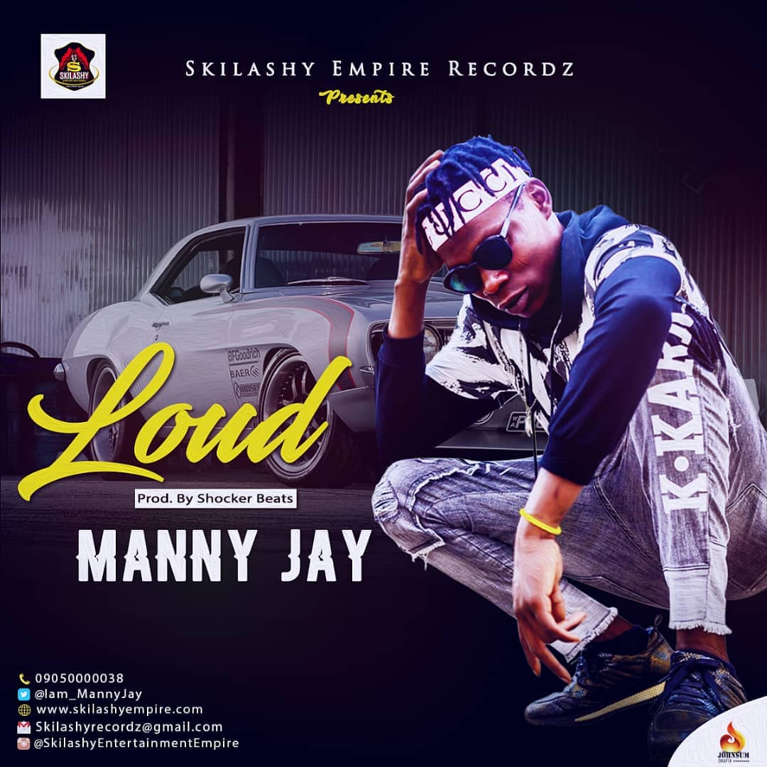 Fast Rising Afro Hip-Hop Act Manny Jay Plans Big For 2018 One Lagos Fiesta(OLF), Give Kudos To Ambode, Ayorinde