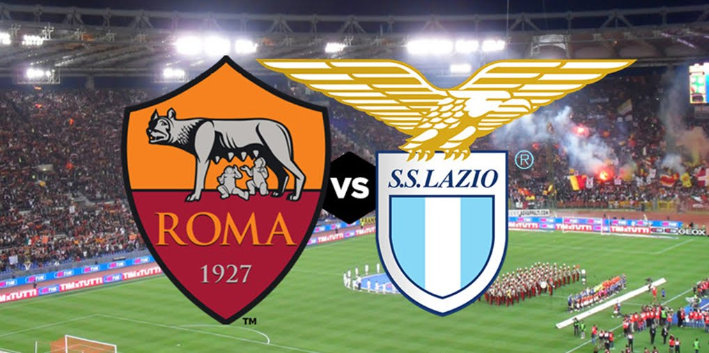 Roma Lazio Streaming Rojadirecta, dove vederla in Diretta Video Online.