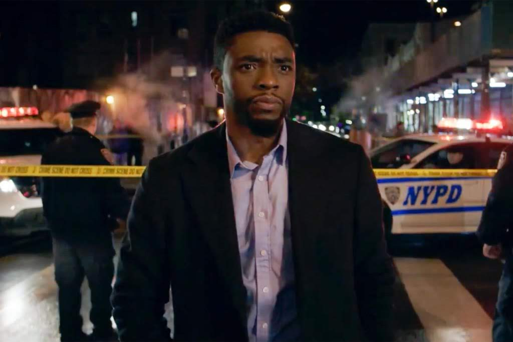 21 Bridges:「アベンジャーズ: エンドゲーム」公開目前のルッソ兄弟監督が仕掛け人をつとめて、ブラック・パンサーのチャドウィック・ボーズマンを主演に起用し、マンハッタンを封鎖して、警官殺しの犯人を追う緊迫の大捜査を描いたスリラー「21 ブリッジス」の予告編を初公開 ! !