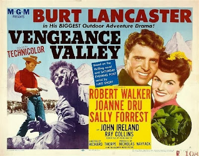 Vengeance Valley La Vallee De 1951