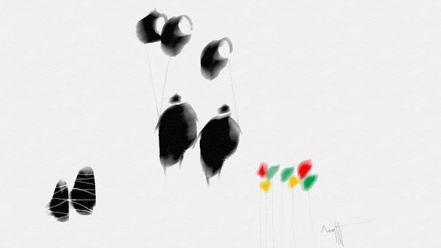 မုိးေက်ာ္ဇင္ ● ပူေဖာင္းမ်ား