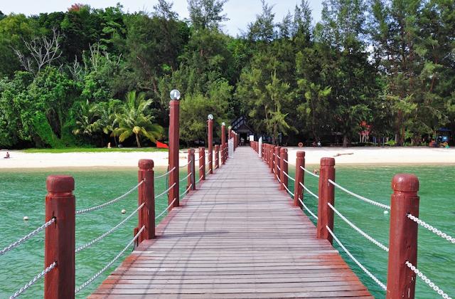 22. Manukan Island