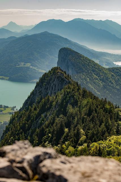 Schober und Frauenkopf  Wanderung Fuschl am See  Wandern FuschlseeRegion Salzkammergut 10