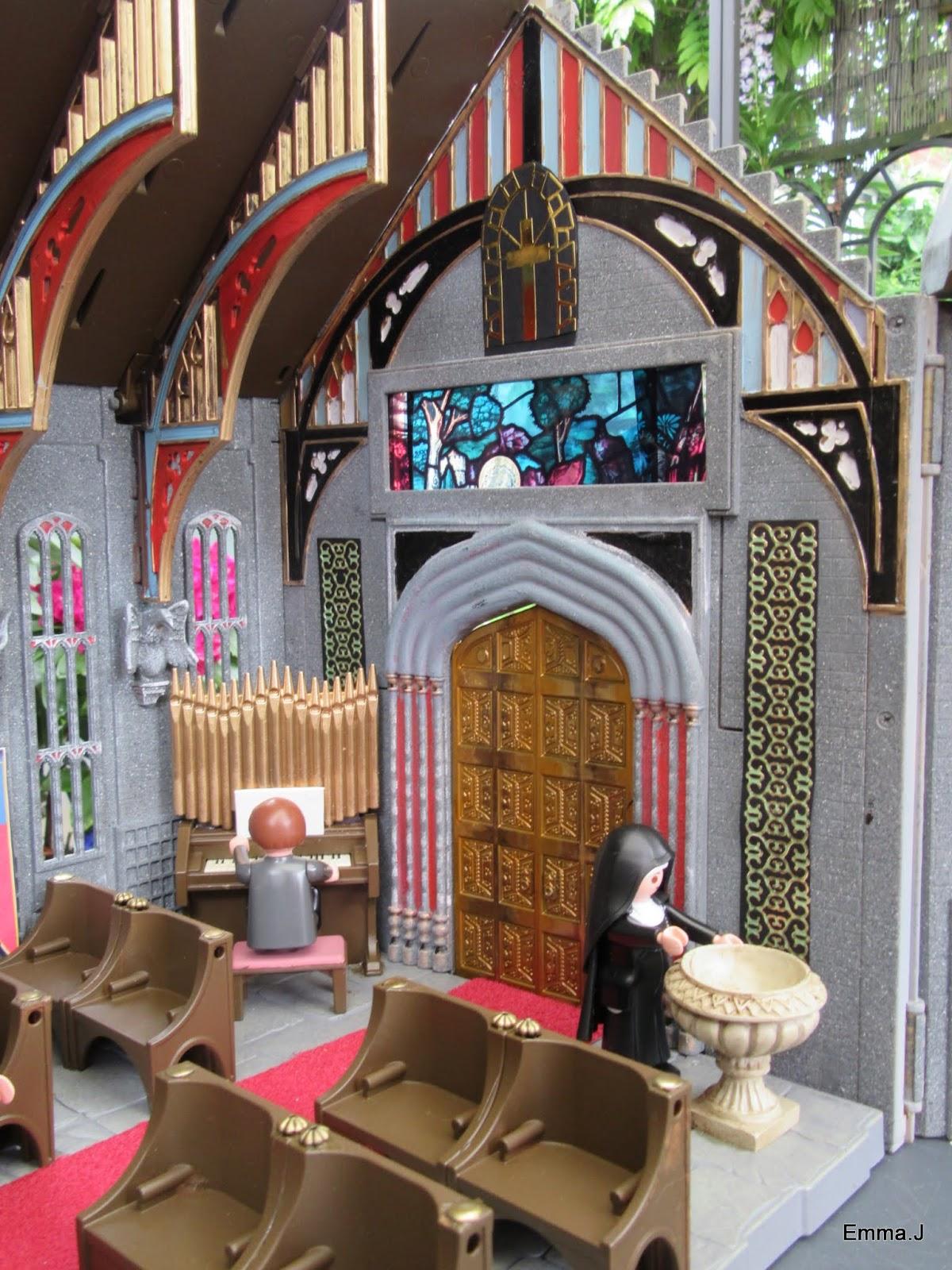 Large Church | Emma.J's Playmobil