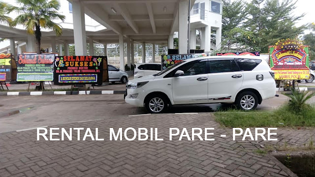 Rental Mobil di Pare Pare