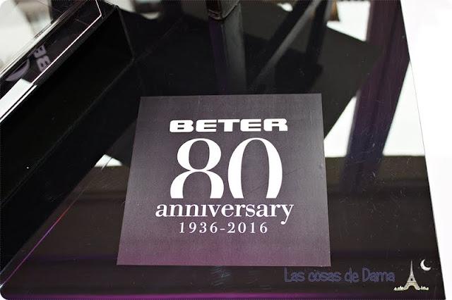 Beter 80  años aniversario