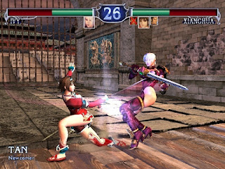 Soulcalibur II PS2 ISO Download