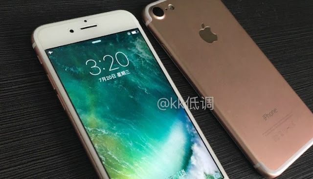 iPhone 7 bocor dengan video 4K