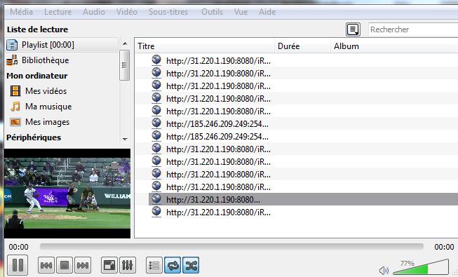 Lsta Mu3 Playlist Iptv Simpletv- Kodi- VLC-Android-Smarttv