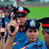 Manila cop detained after firing his gun indiscriminately